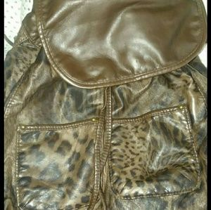 Trendy Animal Print Mossimo Supply Co. Bag